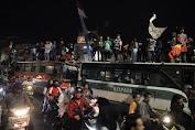 Polda Metro Jaya Berlakukan Crowd Free Night di Malam Takbiran
