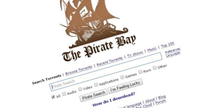 Caiu? Descubra quais as melhores alternativas ao The Pirate Bay