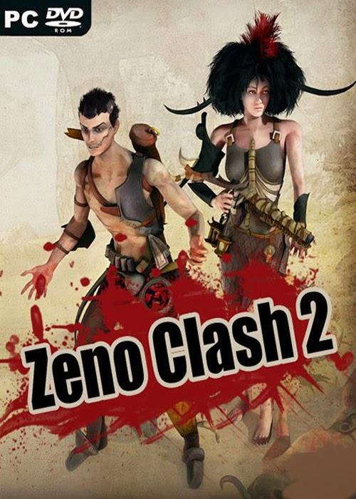 Cover Caratula Zeno Clash 2 Full PC Descargar ESPAÑOL