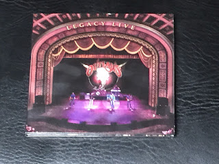 THE OUTLAWS LEGACY LIVE CD