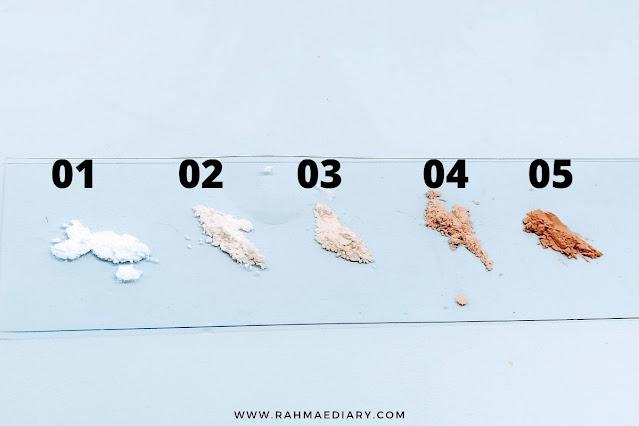 Perfect Diary Loose Powder