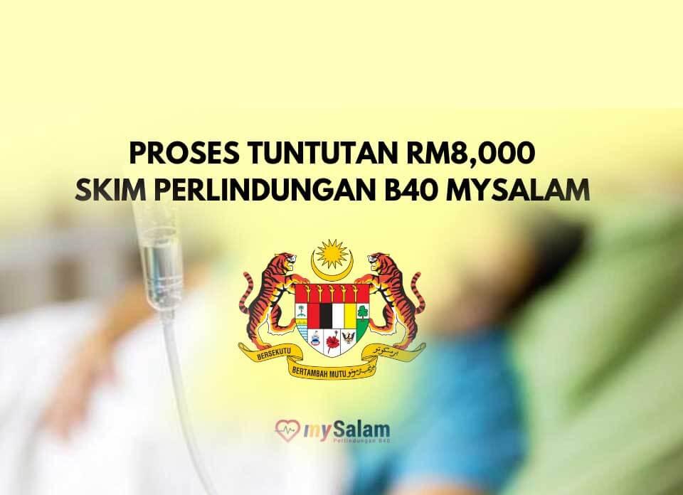 Tuntut RM8000 B40 mYsALAM