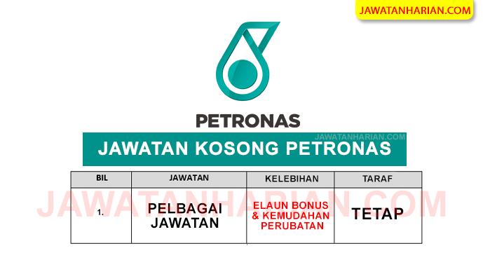 Jawatan Kosong Petronas Terkini