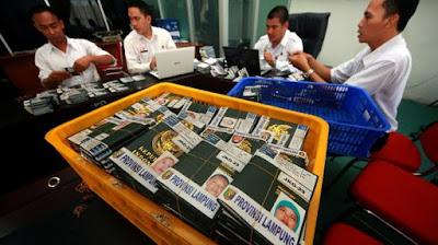 2.200 Paspor Haji Asal Medan Sudah Selesai