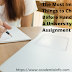 The Most Important Things to Check Before Handing Over A University Assignment