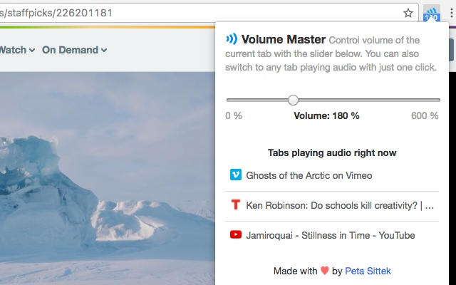 طريقة رفع مستوى الصوت ومقاطع الفيديو Volume Master