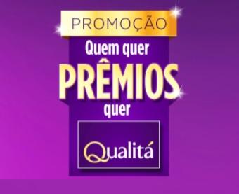 Cadastrar Promoção Qualitá 2020 Quem Quer Prêmios Quer Qualitá - 500 Mil em Prêmios