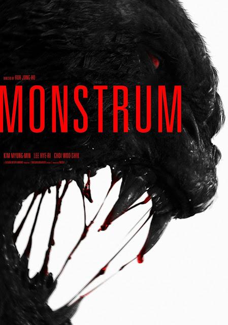 Trailers y carteles de próximos estrenos en Asia : Monstrum (2018)