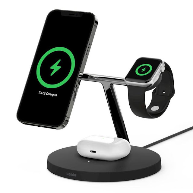 Belkin Boost Charge Pro 3-in-1 Charger