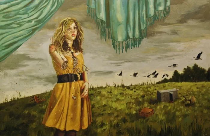 Атмосфера ностальгии и отчуждения. Lacey Bryant