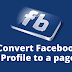 Facebook Profile को Page में Convert कैसे करें [Profile Migration]