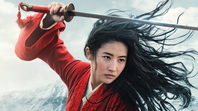 Hot New Movie Trailers Mulan