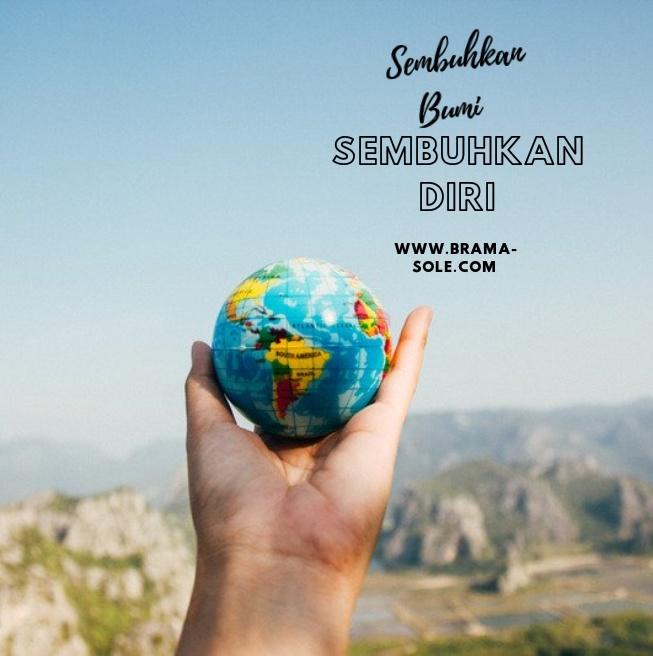 Sembutopia, Mengajak Untuk Sembuhkan Bumi, Sembuhkan Diri, Sembuhkan Indonesia.