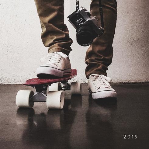 Editing Luke 2019