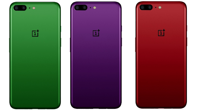 These Renders Show the OnePlus 5 In All Its Glory