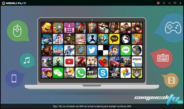 MEmu Android Emulator 5.5.7.0 - Emulador de Android enfocado para juegos