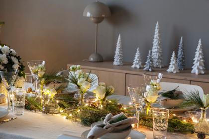 Dekorere til jul: din kjøpe alternativer