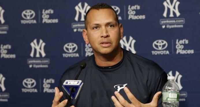 A-Rod entre los candidatos a dirigir los Yankees de Nueva York