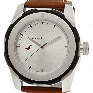 Analog fastrack watch