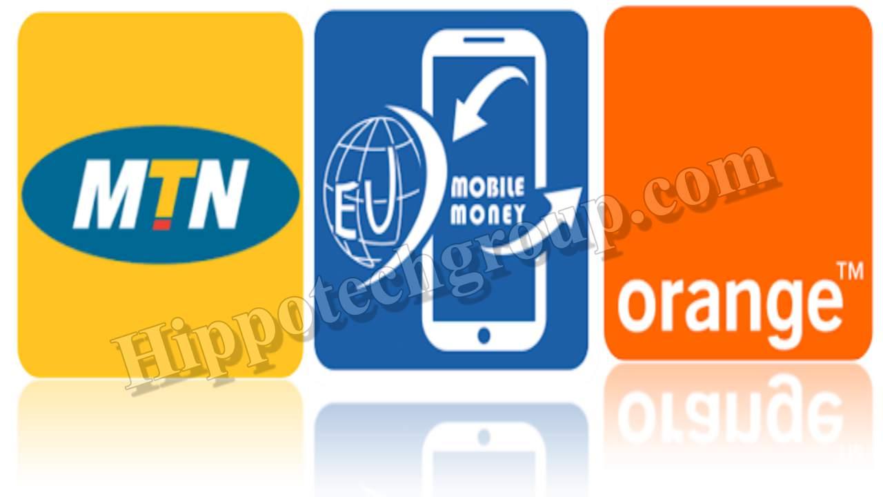 Mtn, Orange and Express Union Mobile Money (MoMo) Tarrifs