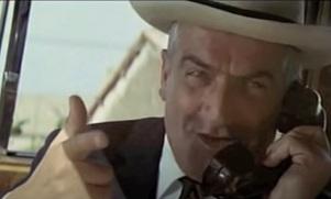 Louis de Funes az Ügyefogyott c. filmben