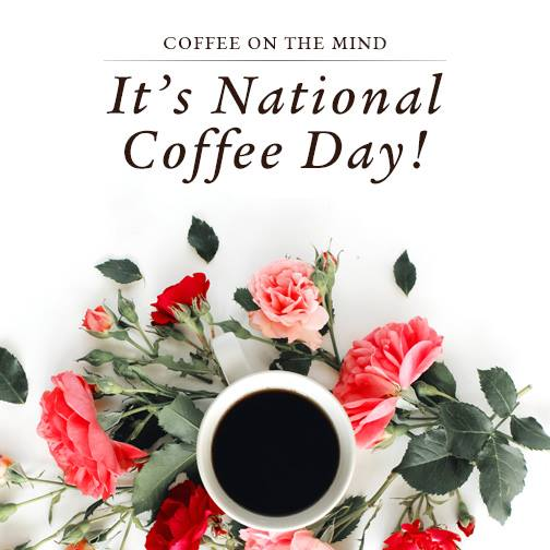 National Coffee Day Wishes Unique Image