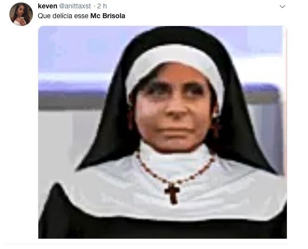 mc brisola - Canal News de TV - Audiência da TV - IBOPE DA TV, Famosos, Notícias