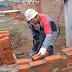 Um bonito muro feito por um trabalhador Russo… bêbado