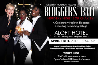 Tampa Bloggers' Ball event hosted by Natasha Bernard of Fashionably Fabulous