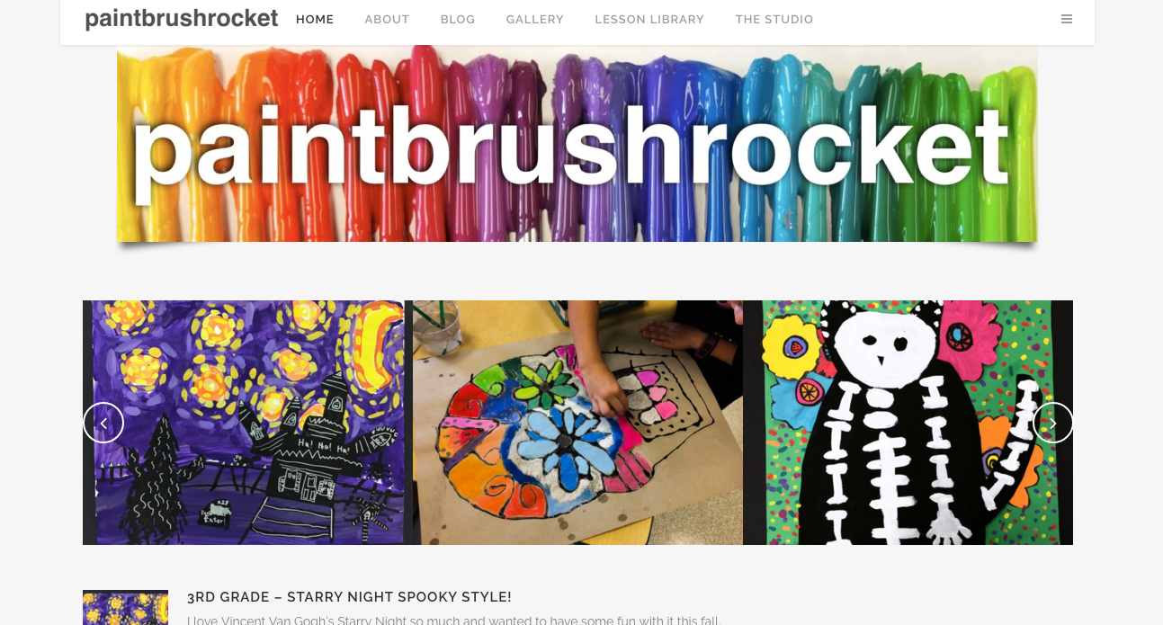 paintbrush rocket paintbrushrocket com i am very excited to have moved my blog to paintbrushrocket com why have i done this mostly i am getting ready for some change in my life