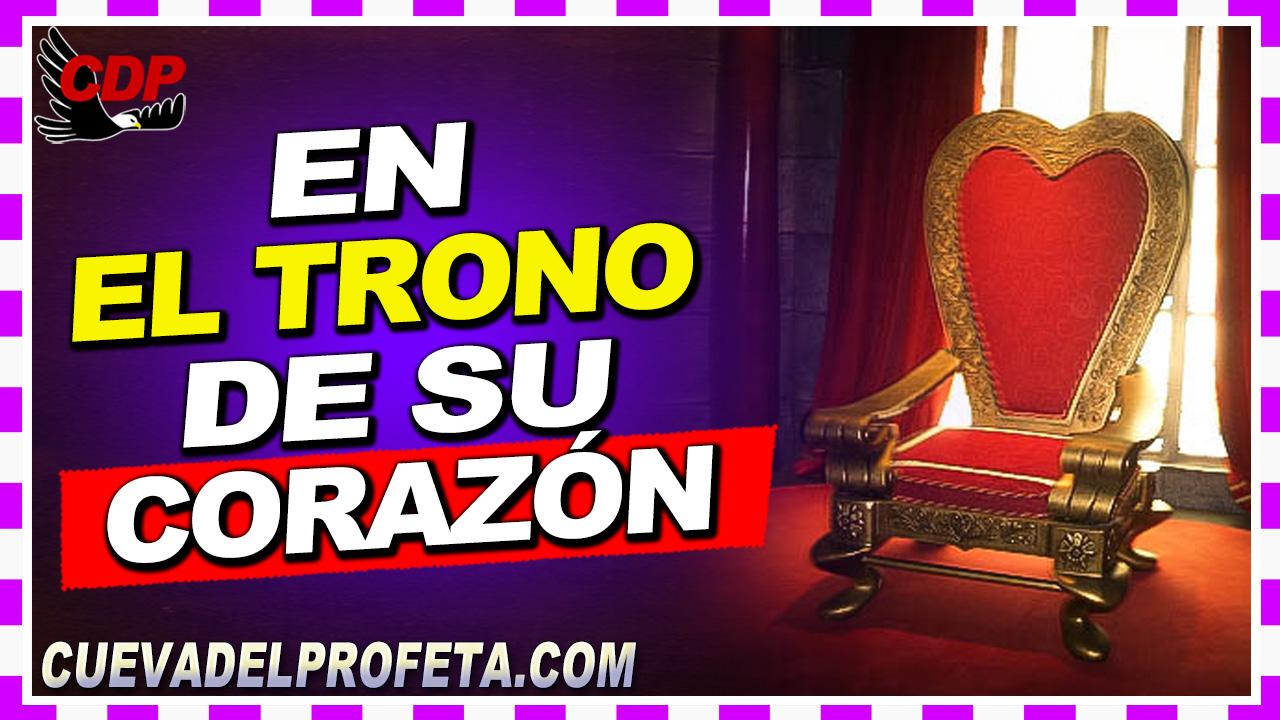 En el trono de su corazón  - William Branham en Español