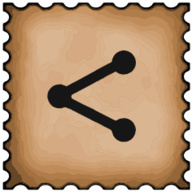 share stamp icon