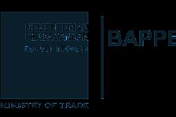 Unduh Logo BAPPEBTI Vektor Format CDR