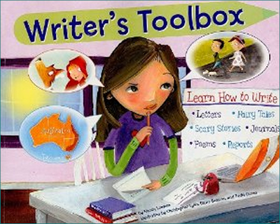 How to write stories, letters, journals, research reports and poems