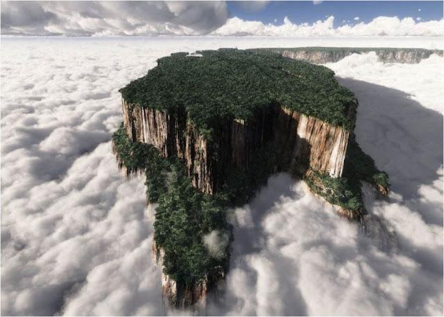 Mount Roraima, Βενεζουέλα