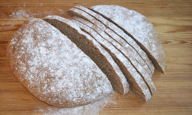 Spelt Loaf by Scandinavian Bread