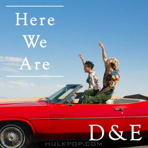 SUPER JUNIOR-D&E – Here We Are – Single (Japanese) (ITUNES MATCH AAC M4A)