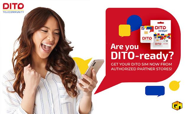 DITO Telecommunity Load Gizmo Manila