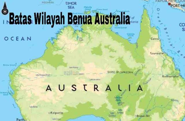 Batas Wilayah Australia