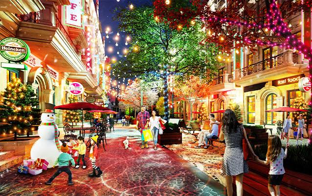 Bán biệt thự shophouse shop villas dự án Sunshine Residence Helios Hà Nội Ciputra Tây Hồ