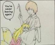 Fox Daughter Manga