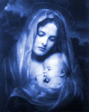 Mãezinha, Maria