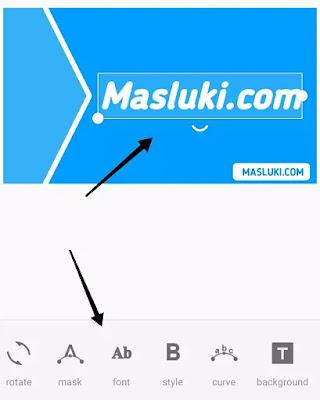 Cara Menambahkan Font Di Pixellab