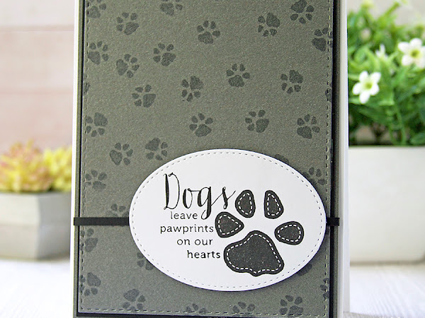 A Sympathy Card for Pet Parents