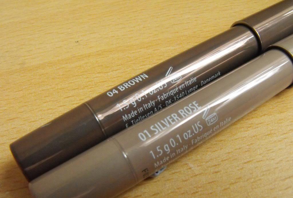 Gosh Forever Eyeshadow Metallic Eye Shadow Sticks