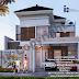 Desain Rumah Ibu Fonika di Cibinong