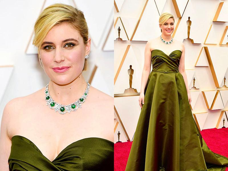 Greta Gerwig The Oscars 2020