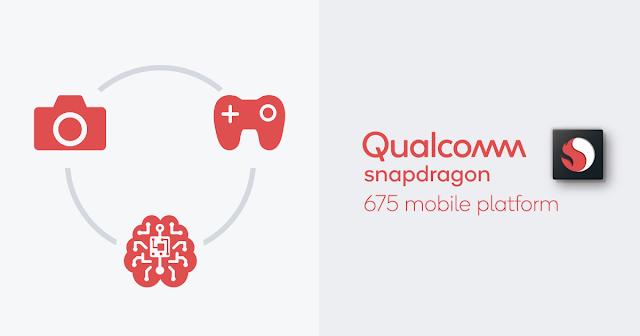 Qualcomm Snapdragon 675 pada Samsung Galaxy A70