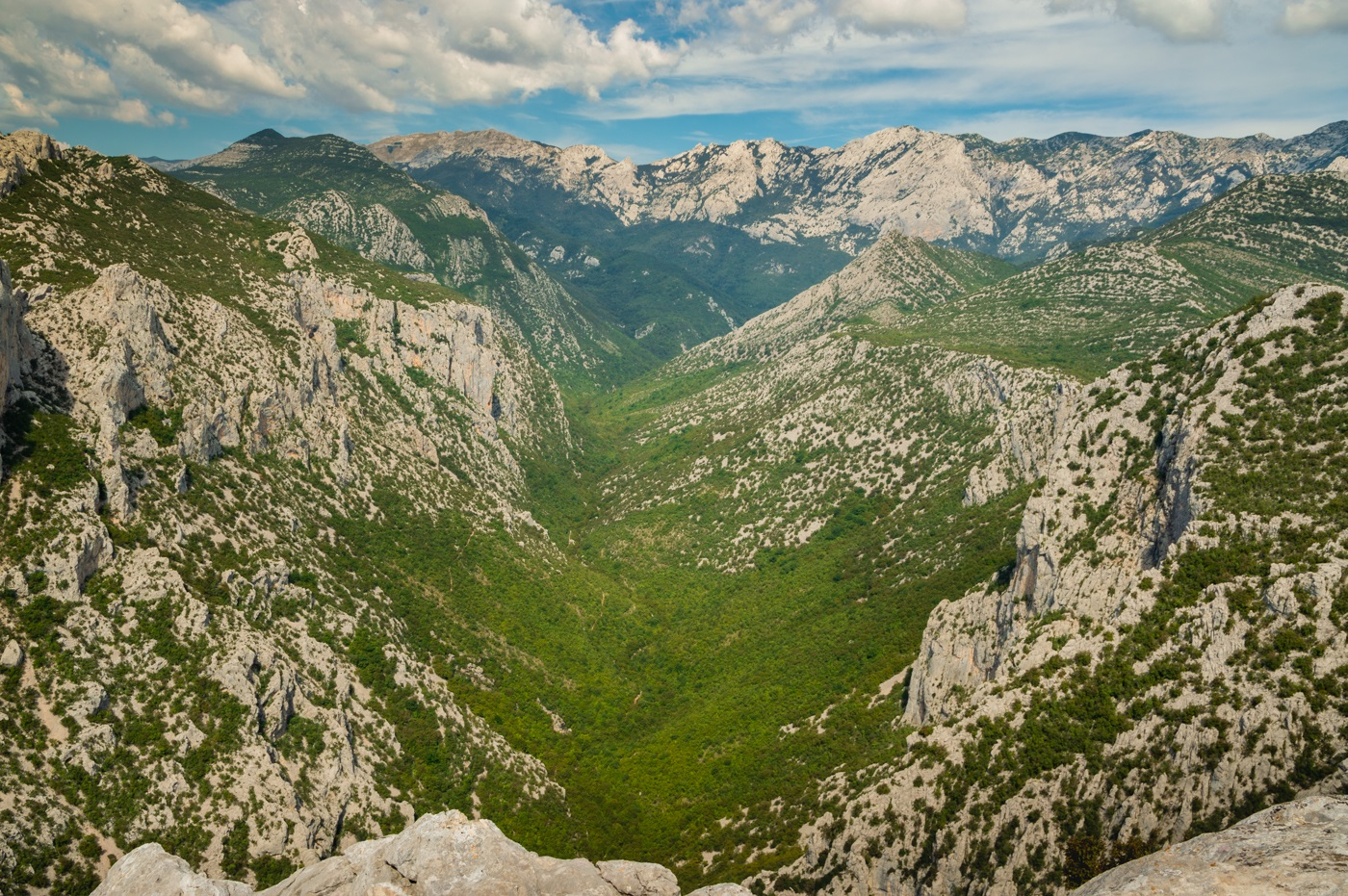 Szlaki Wielka Paklenica