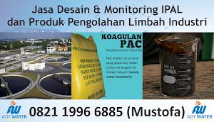ADY WATER Jasa Pengolahan Limbah | Peraturan Limbah Industri | Jasa Pengolahan Limbah Rumah Sakit di Bandung Surabaya Jogjakarta